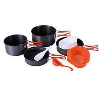 Набор посуды из анодированного алюминия Fire-Maple FMC-K7  на 3-4 человека