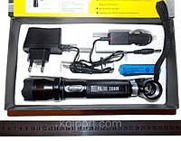 Электрошокер 1102 Скорпион 20 000В (Шокер-фонарик 1102) + запасной аккумулятор в ПОДАРОК + прикуриватель