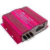 Мощный усилитель UKC MA-200. Качественный звук. Многофункциональный прибор. Хорошее качество. Код: КГ1629