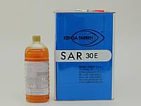 Клей SAR-30E (1л) Италия  для наклеивания кожзама, тканей, ковролина