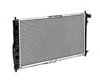 Радиатор Lanos / Ланос охлаждения без кондиционера, 96351263