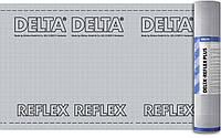 Энергосберегающая 4-слойная пароизоляционная плёнка с отражающим покрытием DELTA®-REFLEX PLUS