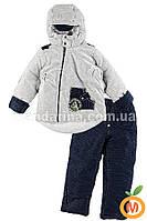 Комплект куртка и джинсовые брюки
