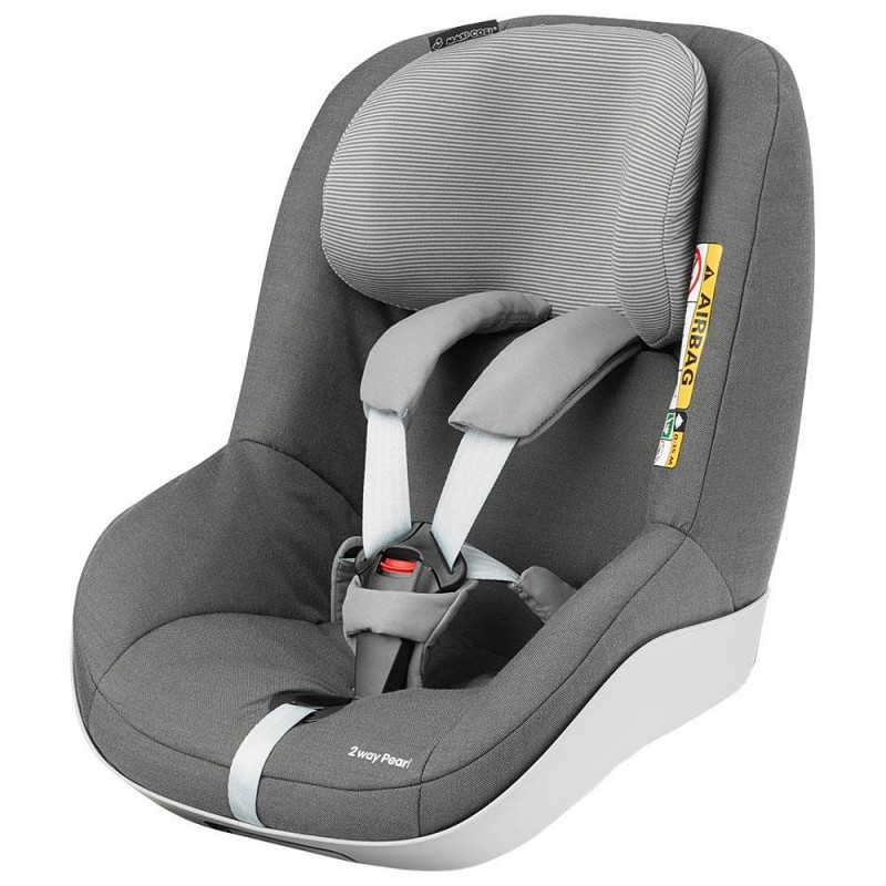 Автокресло Maxi Cosi 2wayPearl 9-18 кг (79009630) Concrete Grey (серый)