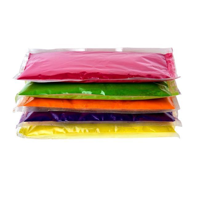 Сухие краски Холи в удобных наборах