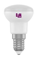 Светодиодная лампа ELM 5W R50 PA10L E14 4000K