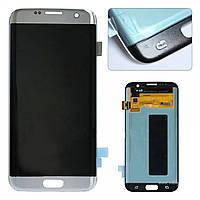LCD+Touch Samsung G935FD Galaxy S7 Edge silver