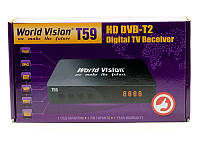 Тюнер Т2 WORLD VISION Т59