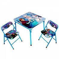 Детский раскладной стол и 2 стула (DT21)