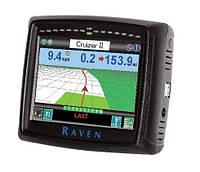 Система параллельного вождения Cruizer II RTK, курсоуказатель для трактора, навигатор для с/х техники от Raven