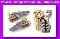Плойка INSTAILER,Утюжок для профессиональной укладки волос