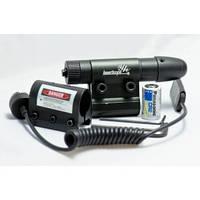 Лазерный целеуказатель Laser Scope 501 с креплением 21 мм и подствольным