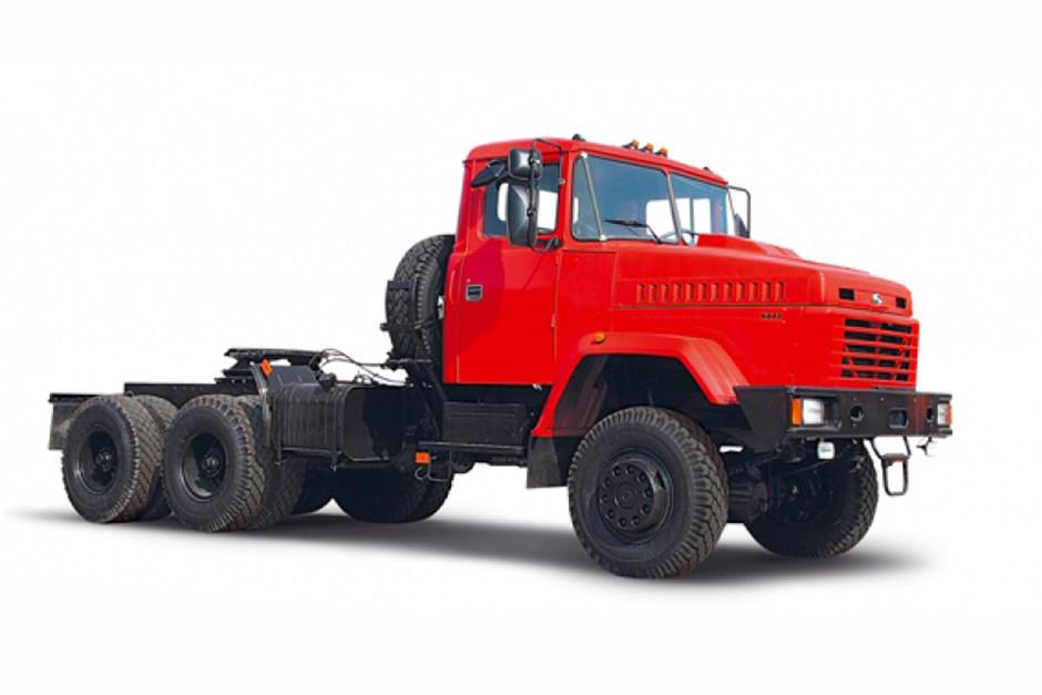 Сідельний тягач КрАЗ 6443