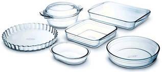 Посуда из жаростойкого стекла