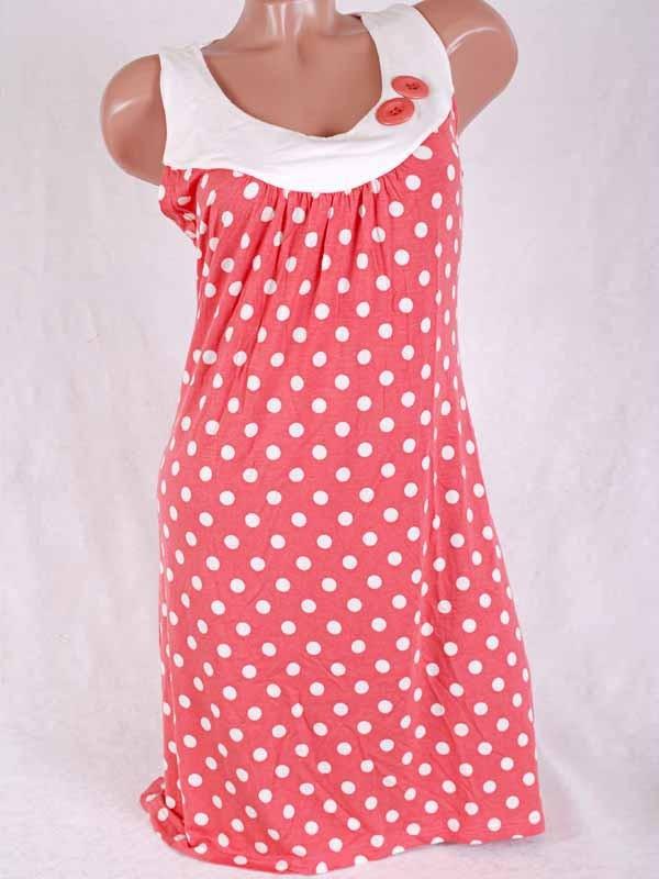 Яркая летняя Турецкая туника 6011 - FaShop  Женская одежда от производителя в Харькове