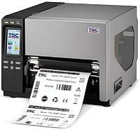 Принтер этикеток TSC TTP-384MT промышленный