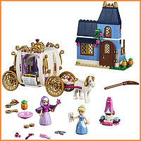 Конструктор Лего Дисней Сказочный вечер Золушки Lego Disney Princesses 41146