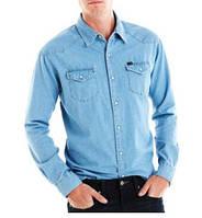 Рубашка джинсовая Lee Western Denim Shirt (M)