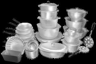 Алюмінієва посуд