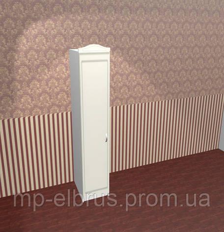 Шкаф 1Д с короной, фото 2