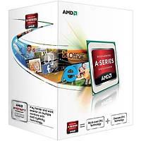 Процессор AMD CPU A4 X2 4000 7480D SFM2 BOX 65W 3000 AD4000OKHLBOX