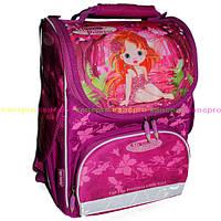Ранец детский ортопедический TIGER  Littel Princess(школьный рюкзак), 13 л, 34х27х19 см + спиннер в подарок!!!