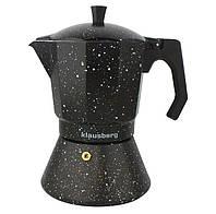 Кофеварка запариватель кофе 9F индукция 7160 KLAUSBERG