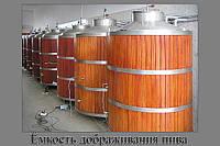 Емкости для приготовления живого пива