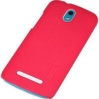 Чехол Nillkin HTC Desire 500 Super Frosted Shield Red красный