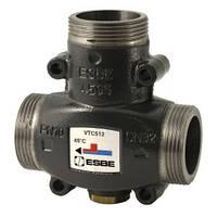 """Трехходовый термический клапан 1 1/2"""" 65С (VTC512 ESBE)"""