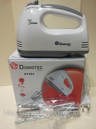 Ручной миксер Domotec DT-583, фото 2