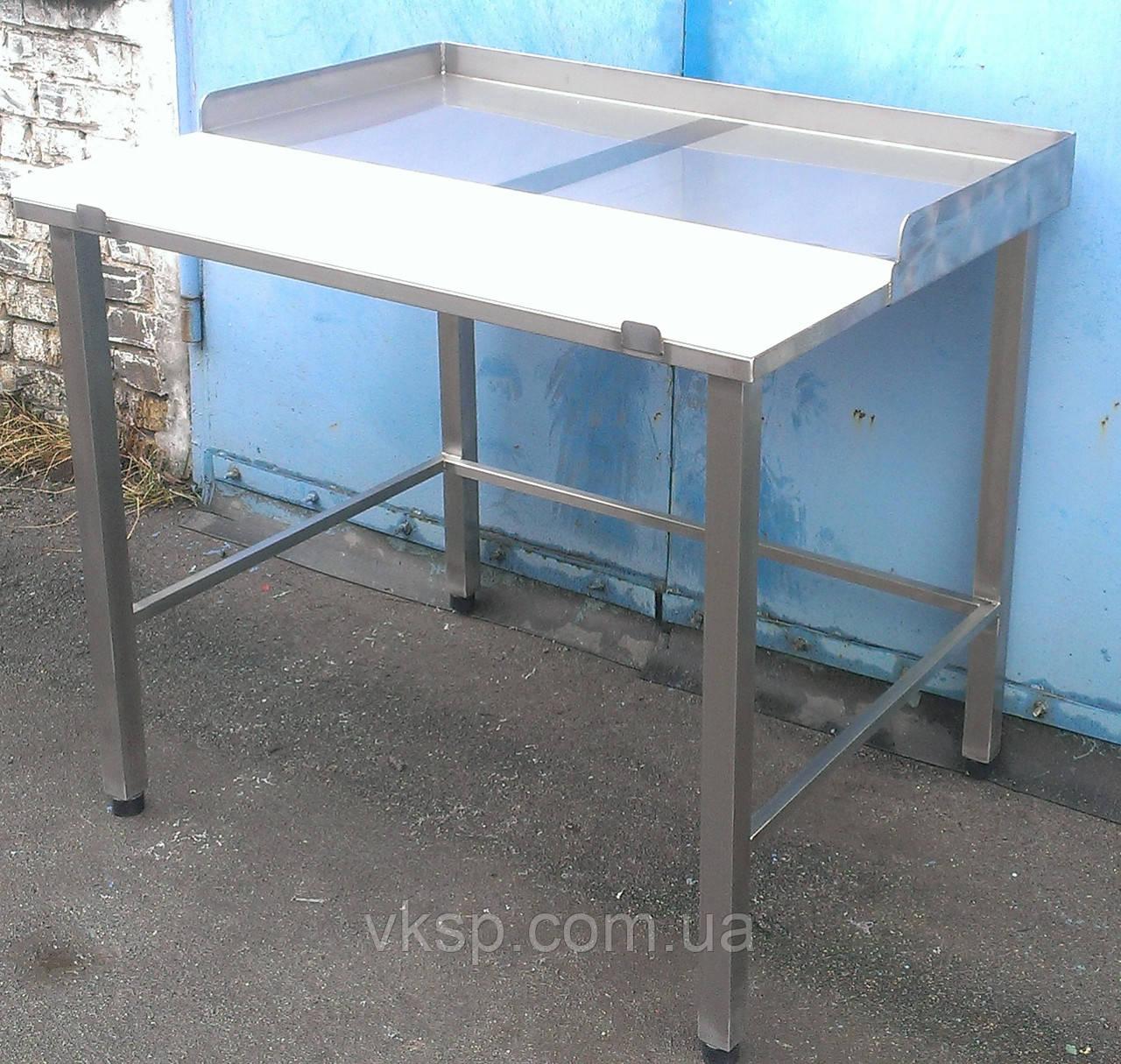 Обвалочный стол 1150х600х850 Б