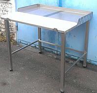 Обвалочный стол 1150х600х850 Б, фото 1