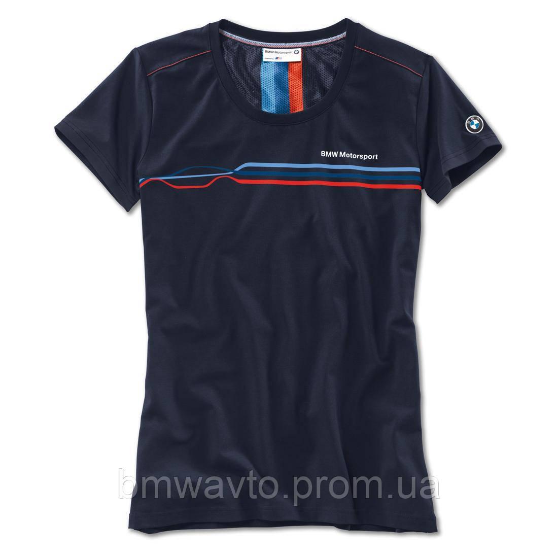 Женская футболка BMW Motorsport Fashion T-Shirt