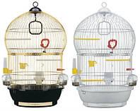 Ferplast BALI Gold Круглая клетка для попугаев 43,5 x 68,5 cм , фото 1