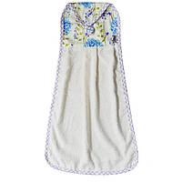 Кухонное полотенце с пуговицей Прованс 56х36 Луговые цветы
