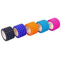Роллер массажный для йоги и фитнеса Mini fi-5716