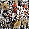 Корм для попугаев + цукаты и сухофрукты (DELI NATURE-BEYERS BELGIUM)(Весовой) № 64