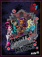 Блокнот на спирали «Monster High» (на спирали), формат А-6, 80 листов