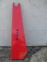 Крышка защиты ремней роторной косилки Wirax (передняя) Z-169