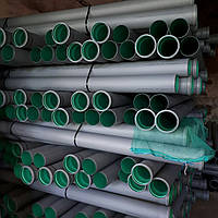 Труба трёхслойная внутренняя 110х2000м (2.2) - Инсталпласт-ХВ