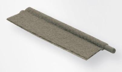 Профиль вставной стержень (профиль Кедра), кант вшивной
