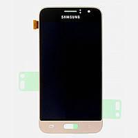LCD +Touch Samsung J1 (Galaxy) J120 2016 GOLD