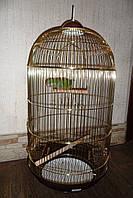 Круглая Клетка для птиц -  48*84,5см, фото 1