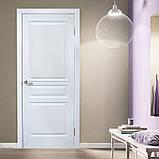 Двери Омис Барселона ПГ ПВХ белый, фото 2