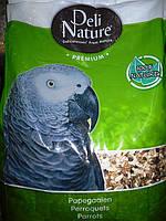 Deli-Nature Корм для попугая (deli-nature) африканские попугаи. 3 кг, фото 1