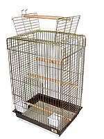 Клетка для среднего попугая 52*42*78см, фото 1