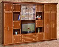 """Модульная система """"Версаль-4"""" лак, ДСП, художественная печать (Світ Меблів)"""