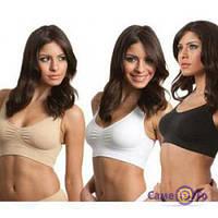 Комплект бюстгалтерів Ahh Bra (Ах Бра) 3шт., 1000101, комплект жіночої білизни, ahh bra, a bra, ahhbra, abra, нижня білизна, ліфчики, жіноча білизна,