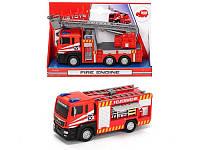 Машинка пожарная Fire Engine Dickie 3712008A